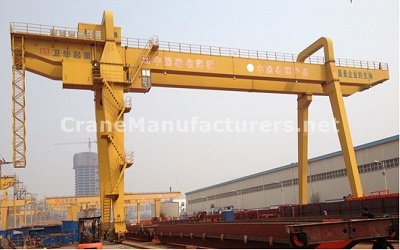 <b>Overhead Gantry Crane for Sale Price 50 Ton</b>