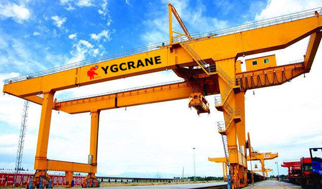 Container Gantry Crane Specifications