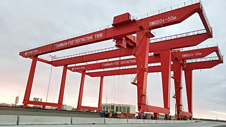 <b>50 Ton Gantry Crane for Sale Specifications</b>