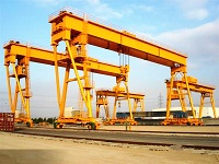 Building Gantry Crane