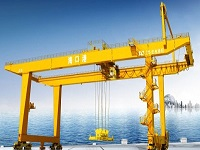 Rail Mounted Gantry Crane Price, for Sale, Manufacturers, Specifications