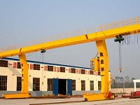 Single Girder Gantry Crane Manufacturers