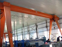 Gantry Hoist for Sale, Gantry Hoist System