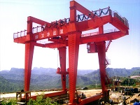 40 Ton Gantry Crane for Sale, 40 Ton Gantry Crane Design