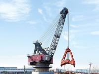 Dredge Crane Manufacturers, Dredge Crane for Sale