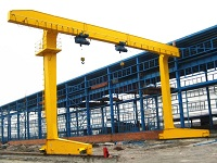 5 Ton Gantry Crane Price List, for Sale, Specifications, Design