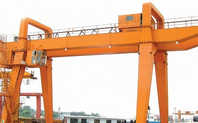 Electric Gantry Crane Design