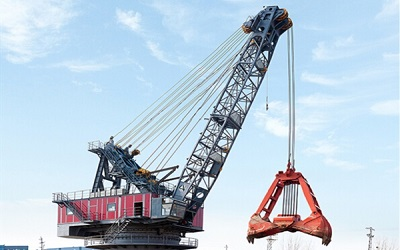 Dredge Crane Manufacturer