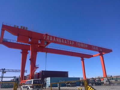 <b>50 Ton Rail Mounted Gantry Crane for Sale Price</b>