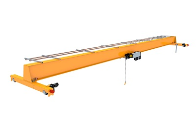 Single Girder Crane Video