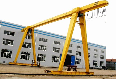 2 Ton Single Girder Gantry Crane Price for Sale