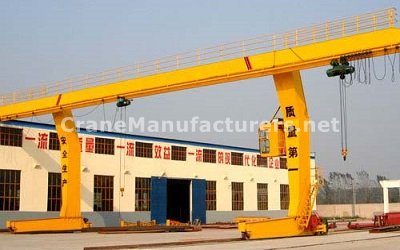 20 Ton Single Girder Gantry Crane Price for Sale