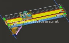 100 Ton Industrial Cranes for Sale Price