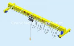 15 Ton Overhead Hoist for Sale Price