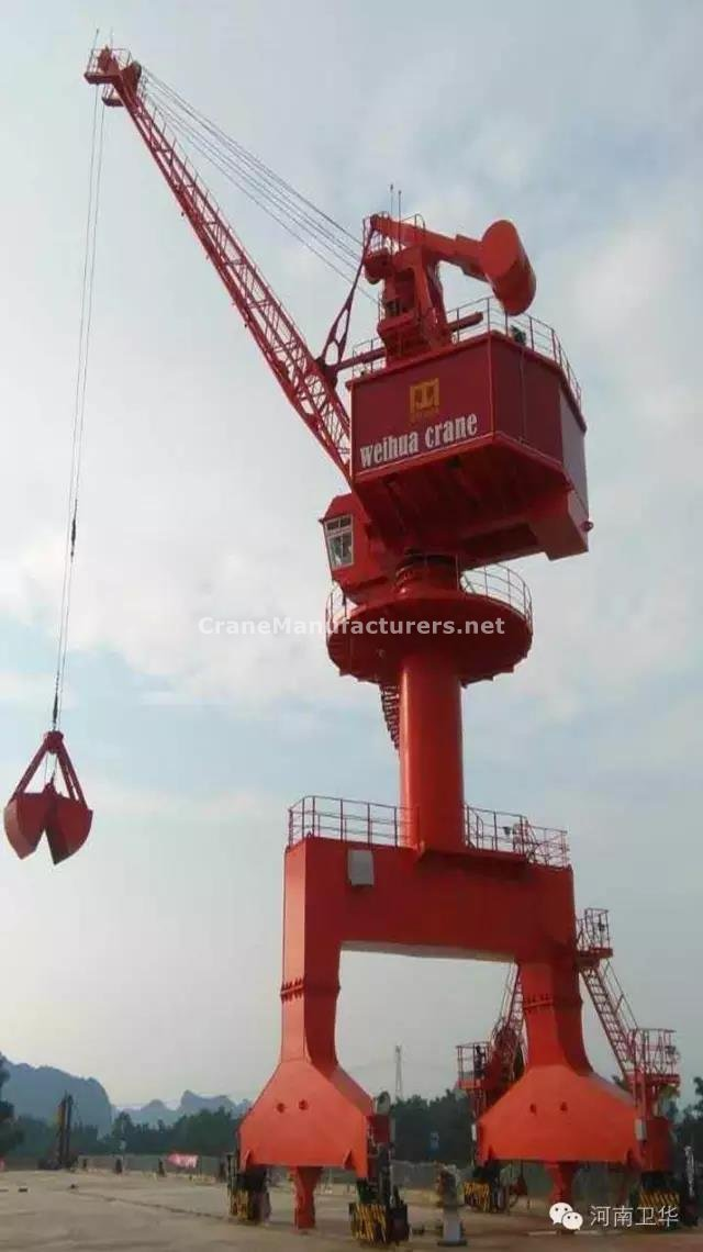 Port crane for Guangxi in year 2014